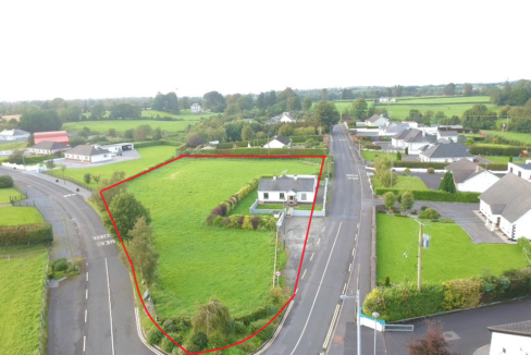 Outline of site